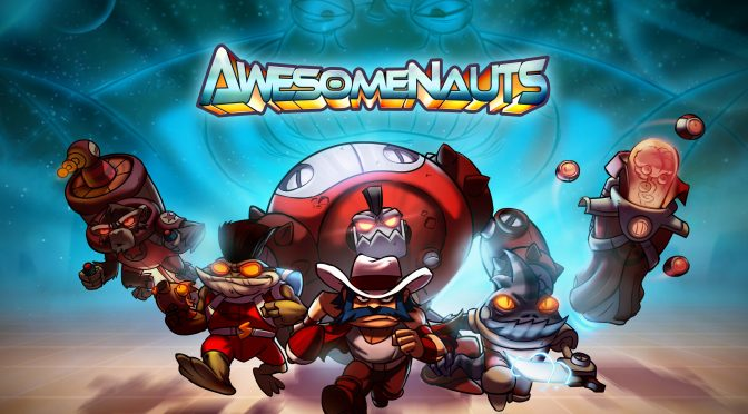 Awesomenauts is now available to everyone on Steam