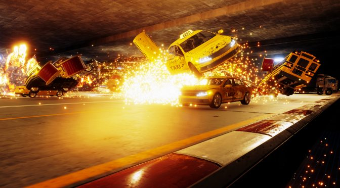 Danger Zone, new game from the creators of Burnout, gets its first trailer