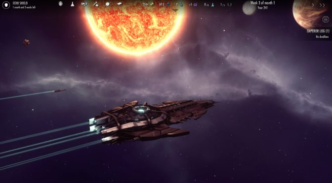 Dawn of Andromeda leaves Early Access on May 4th