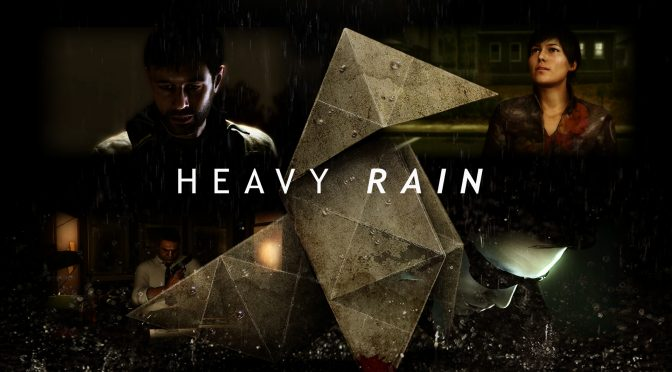 Heavy Rain PC demo pulled from Epic Games Store, uses the Denuvo
