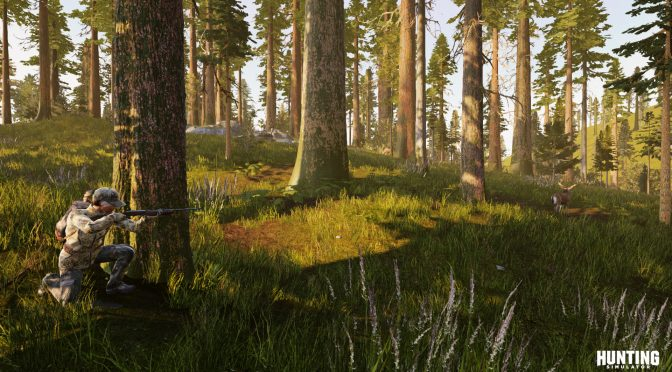 New gameplay trailer for Hunting Simulator showcases 37 species of animals