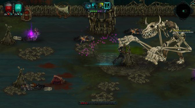 Moonfall Hand Painted Side Scrolling 2d Action Rpg Beat Em Up Is