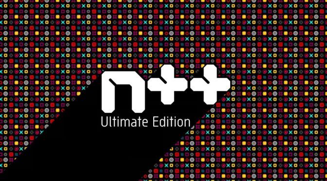 N++ Ultimate Edition is available now, doubles the size of the game, completely free to all existing owners