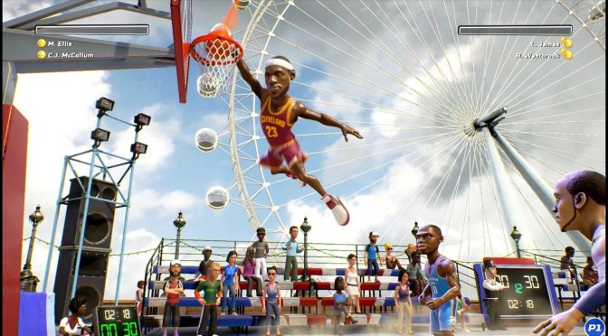 NBA Playgrounds has sold over 500,000 copies