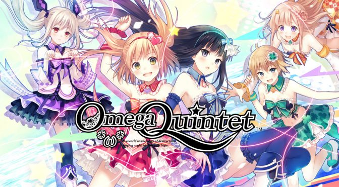Omega Quintet is coming to Steam later this year