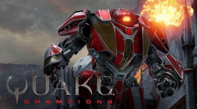 Quake Champions – Clutch Champion Trailer
