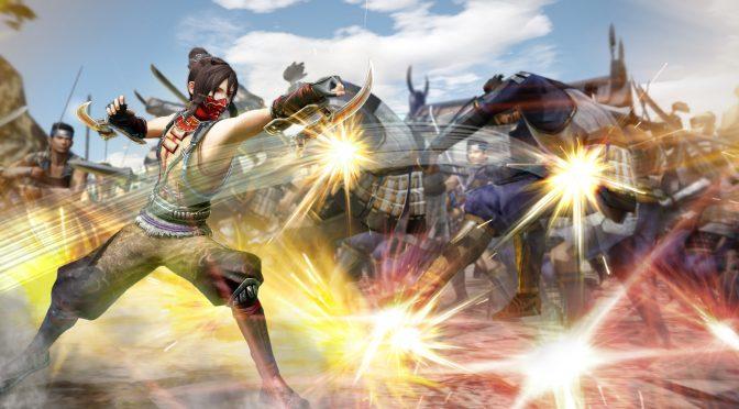 New screenshots released for SAMURAI WARRIORS: Spirit of Sanada