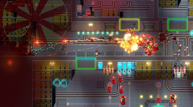 Serious Sam's Bogus Detour is a top-down action spin-off of Croteam's Serious Sam