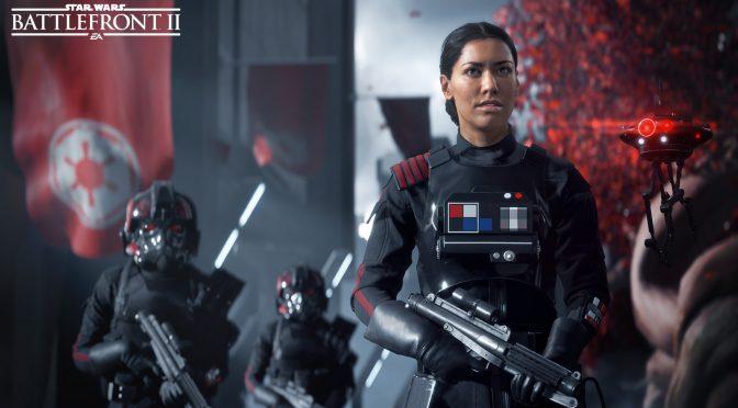 Star Wars: Battlefront 2 – Single Player Story Scene Trailer