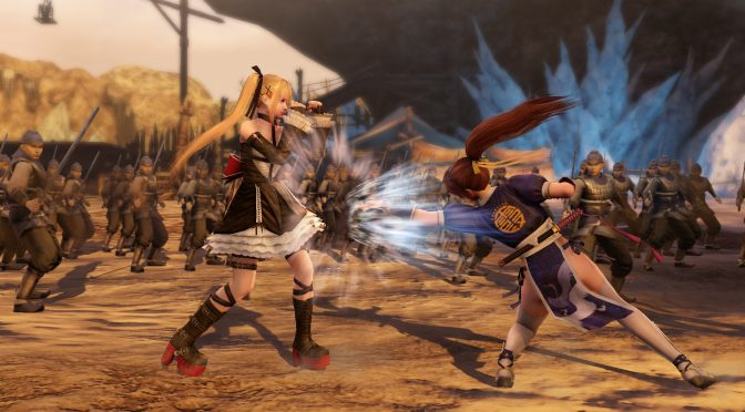 KOEI Tecmo's Warriors All-Stars is coming to the PC on August 29th