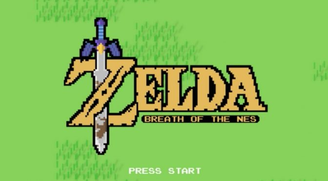 Fan-made Zelda: Breath of the NES receives a C&D letter, development will continue without any Zelda references