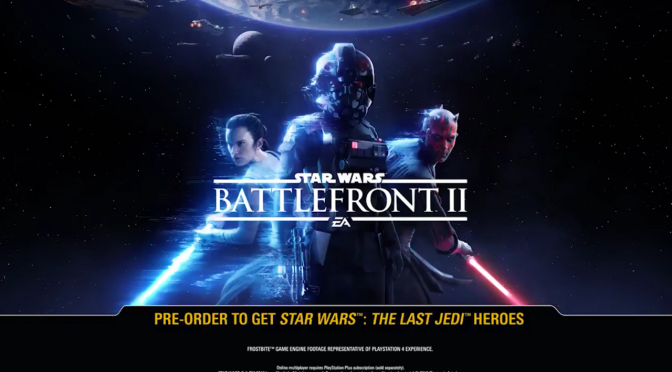 Star Wars: Battlefront II – First official details, will feature galactic-scale space combat