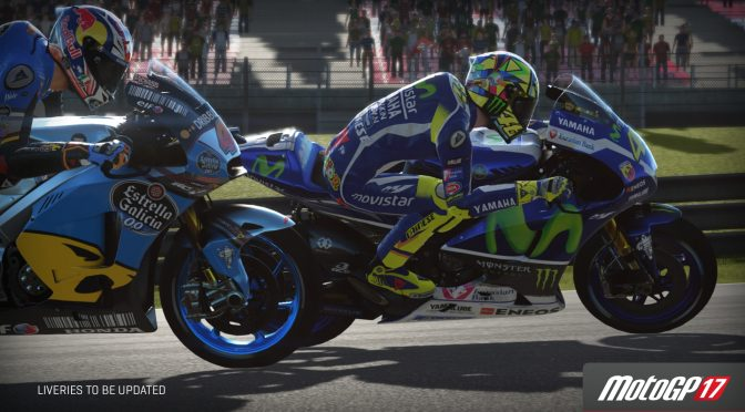 MotoGP 17 is now available, gets launch trailer [UPDATE]