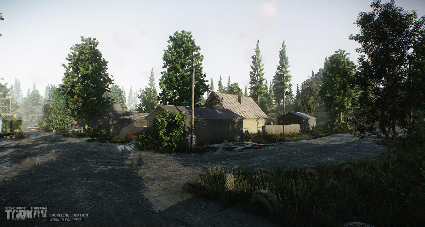 New beautiful Escape from Tarkov screenshots showcase the