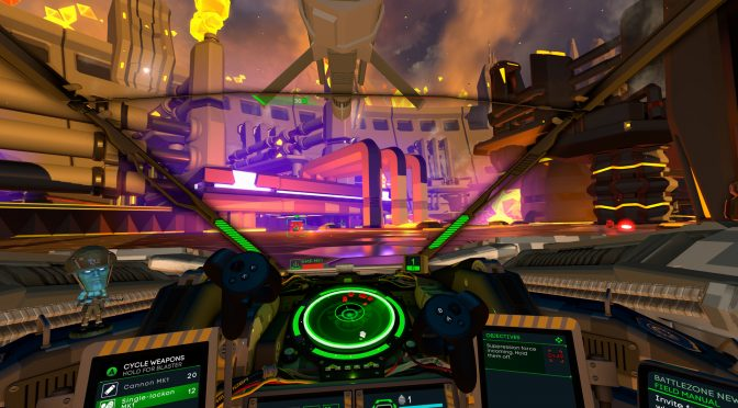 BATTLEZONE is now available for Oculus Rift & HTC Vive, sporting new PC-exclusive features