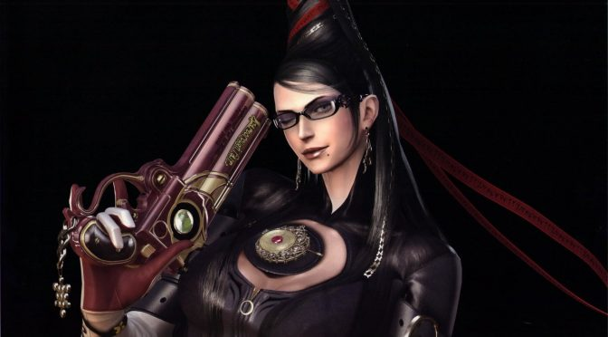 SEGA appears to be really happy with the PC sales of Bayonetta
