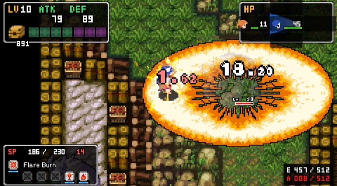 New screenshots released for action RPG, Cladun Returns: This Is Sengoku!