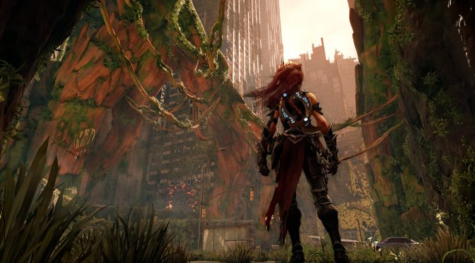 Here is the first gameplay footage for Darksiders III, showcasing 12 minutes of action and exploration