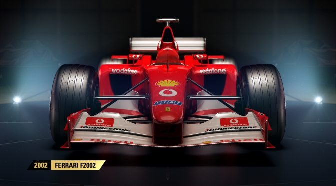 F1 2017 – New gameplay trailer shows current & classic vehicles
