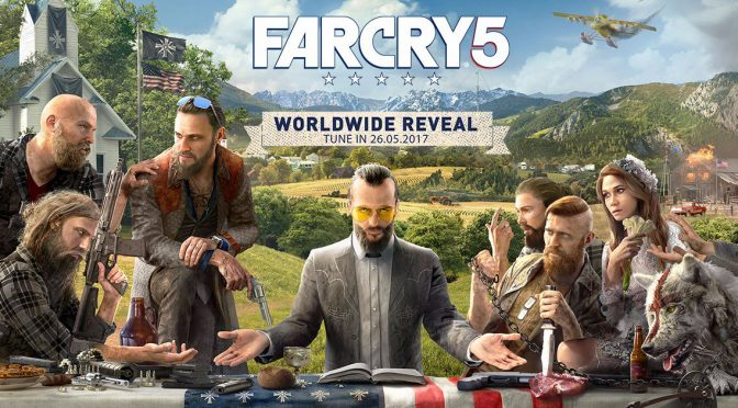 Far Cry 5 has been delayed until March 27th, The Crew 2 has also been delayed