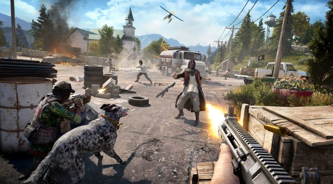 Far Cry 5 – First official screenshots released