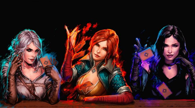 Gwent: The Witcher Card Game gets an Arena mode