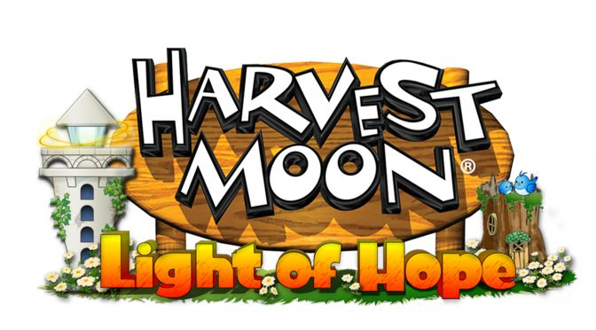 Harvest Moon: Light of Hope is the first Harvest Moon game that will be officially released on the PC