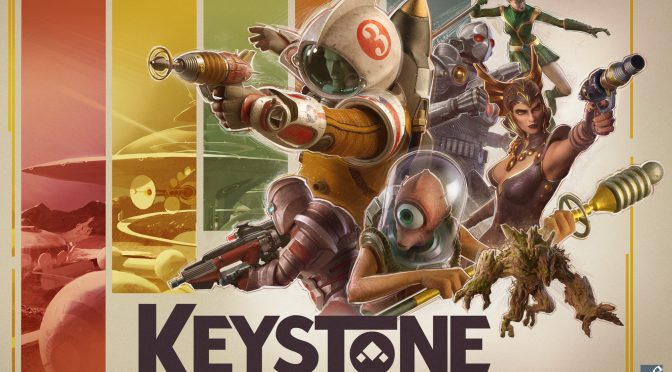 Keystone is a new first person shooter from the developers of Warframe