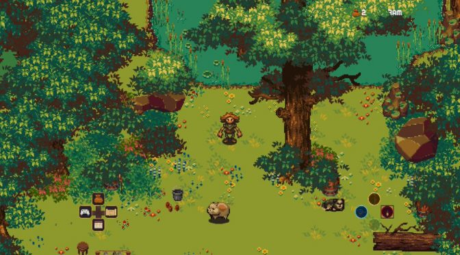 Kynseed is 2D sandbox RPG from ex-Lionhead Fable developers, Kickstarter campaign launched