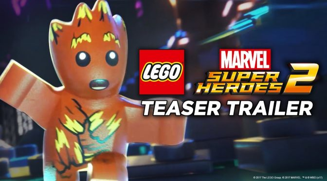 LEGO Marvel Super Heroes 2 has been officially announced, releases on November 17th