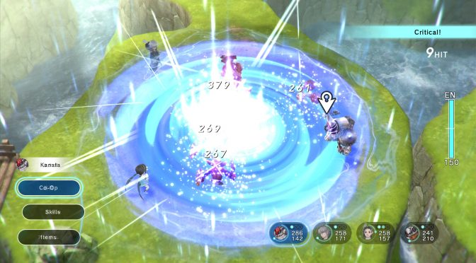 LOST SPHEAR demo releases later today on Steam