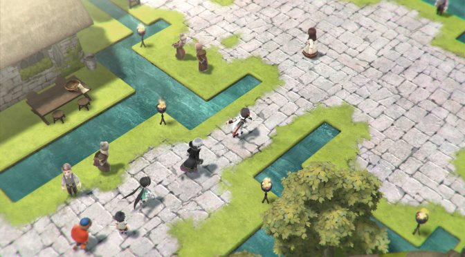 Here is 15 minutes of new gameplay footage from Square Enix's JRPG, LOST SPHEAR