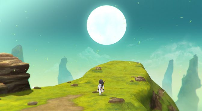 Story trailer released for Square Enix's JRPG, LOST SPHEAR