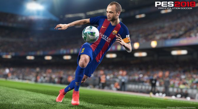 First Data Pack for PES 2018 is now available, adds over 100 new player faces, new kits & boots