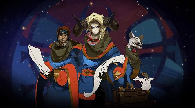 Pyre is a new party-based RPG from the creators of Bastion & Transistor, releases on July 25th