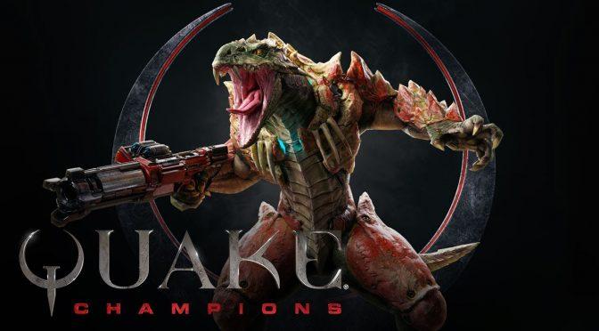 Quake Champions – New trailer showcases the Sorlag champion