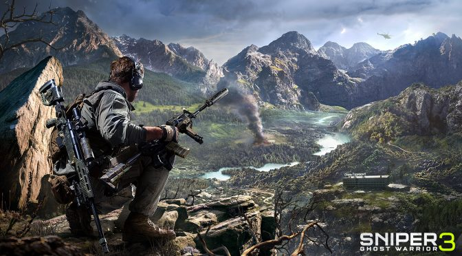 Massive new patch for Sniper: Ghost Warrior 3 fixes visuals & brings performance improvements