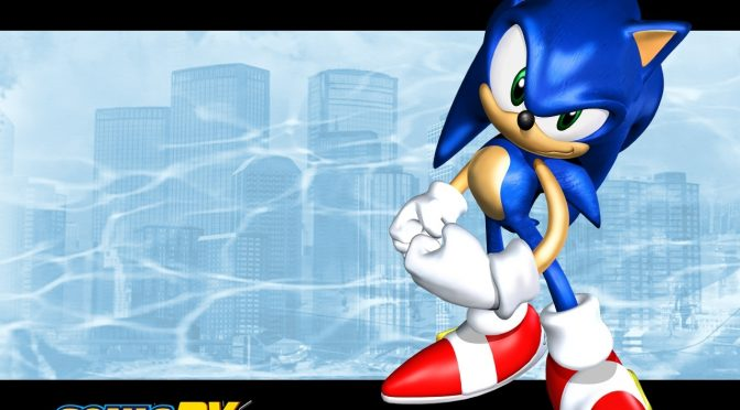 This mod for Sonic Adventure DX brings back assets from the Dreamcast version