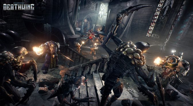 New free content released for Space Hulk: Deathwing Enhanced Edition