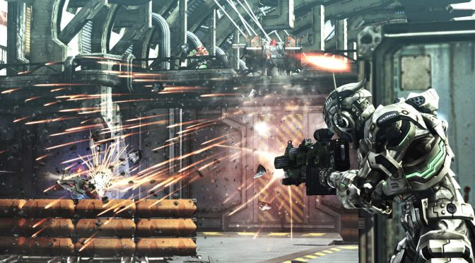 """Vanquish – First official beta patch fixes """"enemy damage"""" & health regeneration at higher framerates"""