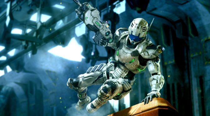 Vanquish – PC Patch 1.04 is now available, adds two new command line options