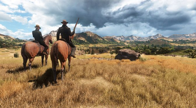Wild West Online is coming to Steam on May 10th