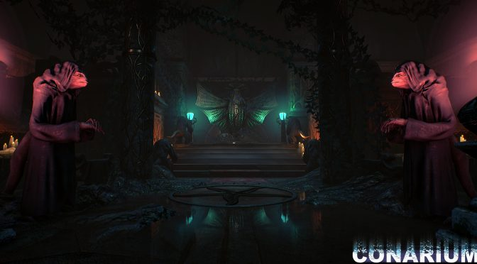 Lovecraftian horror adventure game, Conarium, releases later today on the PC