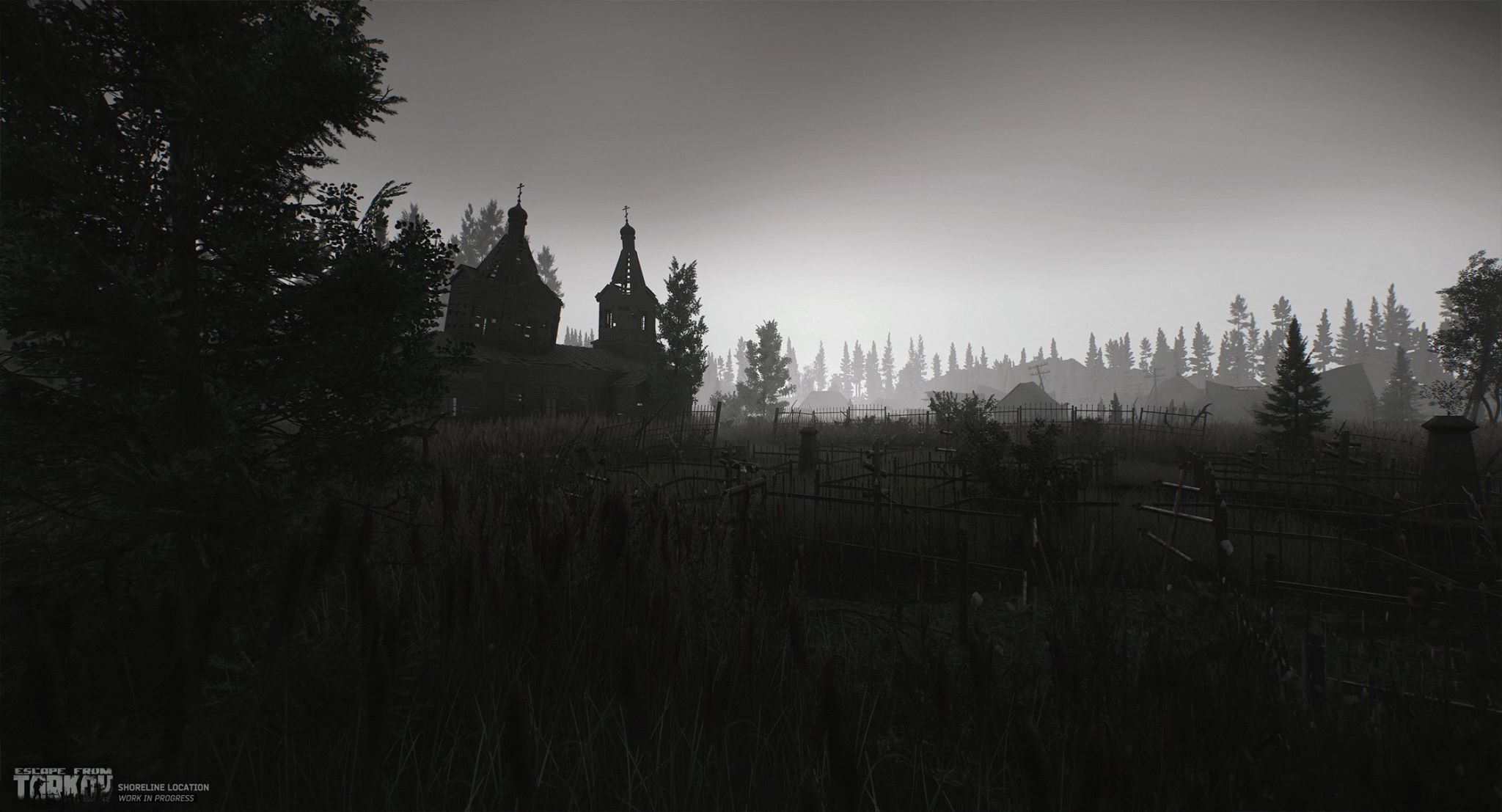 Escape from Tarkov - New beautiful screenshots showcase the