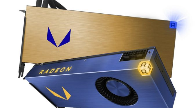 AMD Radeon Vega Frontier Edition vs NVIDIA GTX1080 & GTX1080Ti – New Gaming Benchmarks