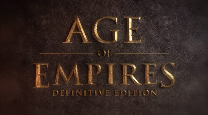 Age of Empires: Definitive Edition is now available on the PC