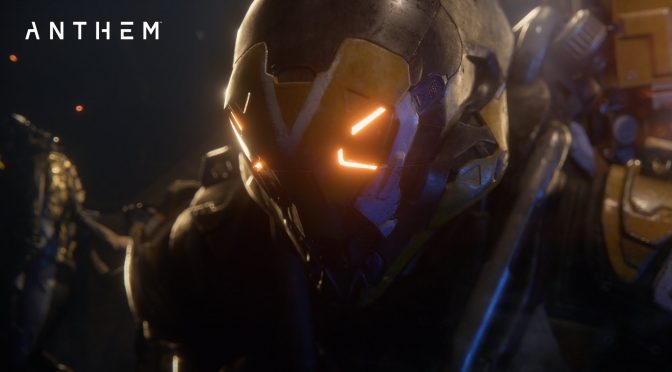 EA Outlines E3 Program for Anthem, Expect More Gameplay and Behind-the-Scenes Look