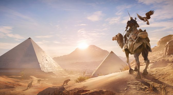 Assassin's Creed: Origins – Denuvo vs Denuvo-free benchmarks – Significantly less stuttering, faster loading