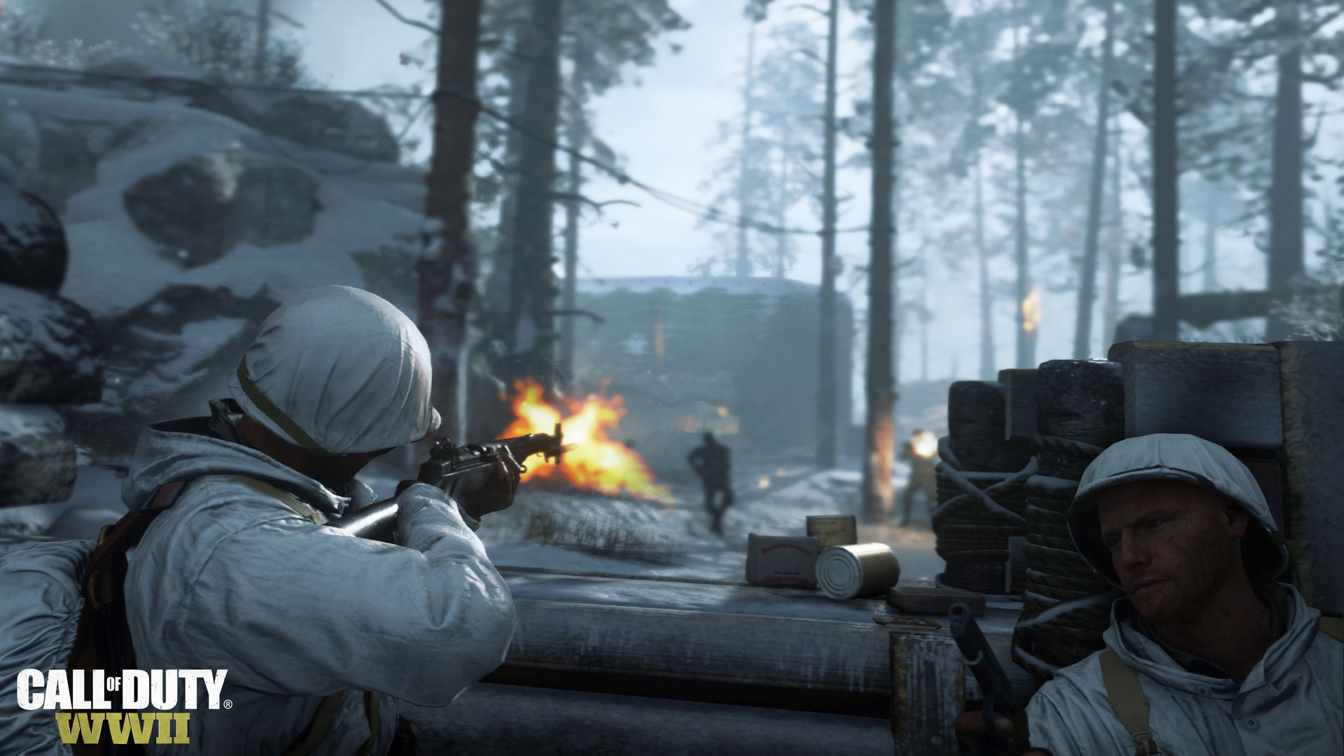 Call of Duty: WWII - E3 2017 Screenshots + 13 Minutes of Multiplayer