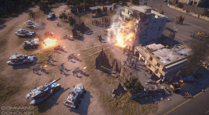 EA may release remasters of the first Command & Conquer games, wants to bring the franchise back to PC
